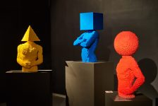 Ontspan: Art of the Brick in Johannesburg
